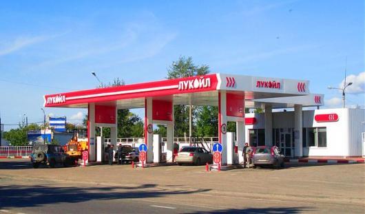 В Ижевске часть автозаправочных станций «Лукойла» закрыта на реконструкцию