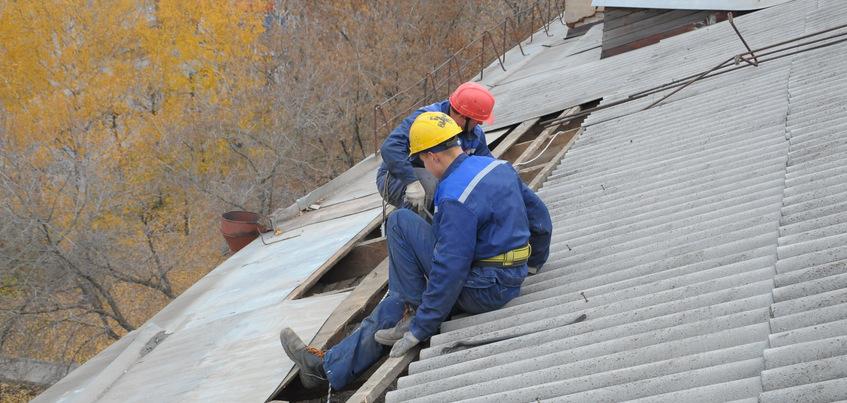 Рабочий погиб во время ремонта школы в Удмуртии
