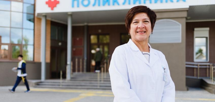 Альфия Нафикова: «Наша больница – пример того, что общественники Ижевска могут что-то изменить»