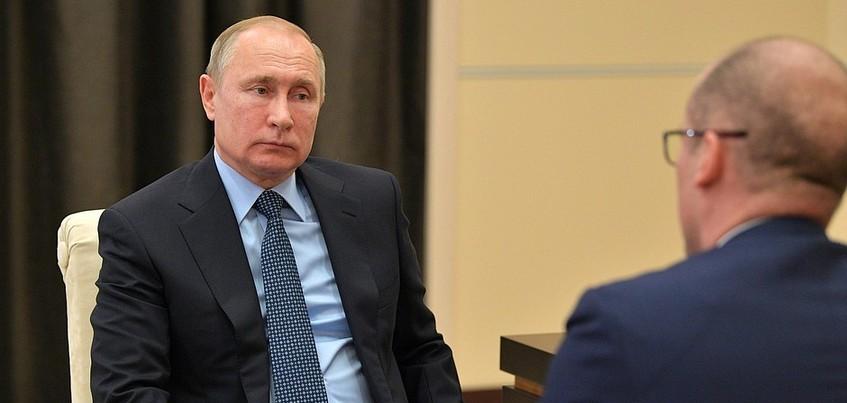 Владимир Путин посетит Ижевск 19 сентября