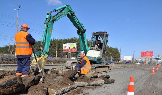 В Ижевске отремонтировали 31 километр дорог