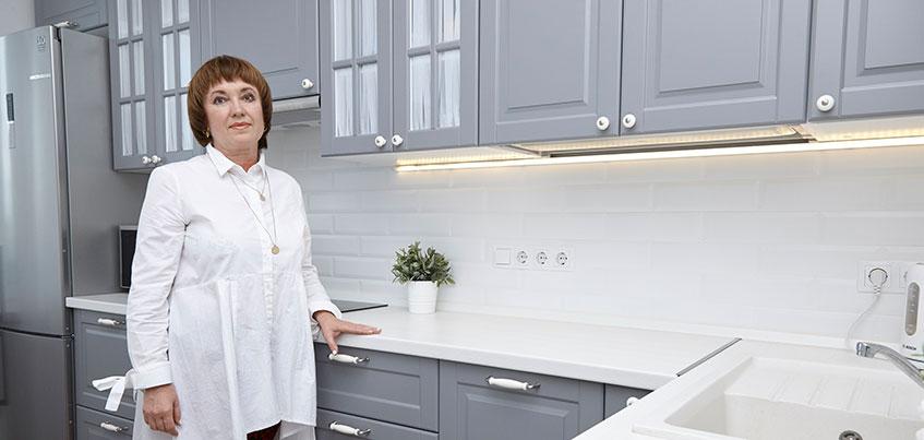 Квартира недели: как кухня ижевчанки задала тон всей квартире