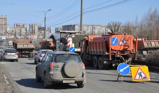 Владимир Путин пообещал выделить на реконструкцию дорог Удмуртии более 4 миллиардов рублей