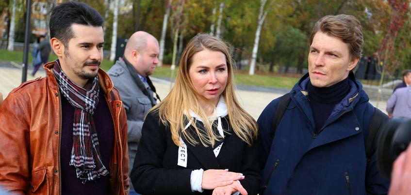 «Новую площадь наводнили экстремалы»: Любовь Варламова об открытии Центральной площади в Ижевске