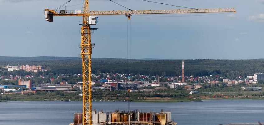 7,6 тыс. квартир построили в Удмуртии за 8 месяцев