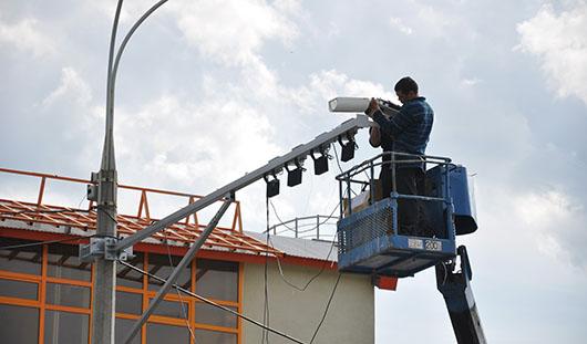 В 2015 году в Удмуртии будут устанавливать «автоураганы» на деньги инвесторов