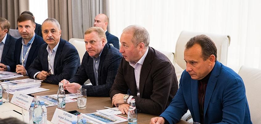 Топ-менеджеры нефтяных компаний «Нефтиса» и «РуссНефть» побывали с рабочим визитом в Удмуртии