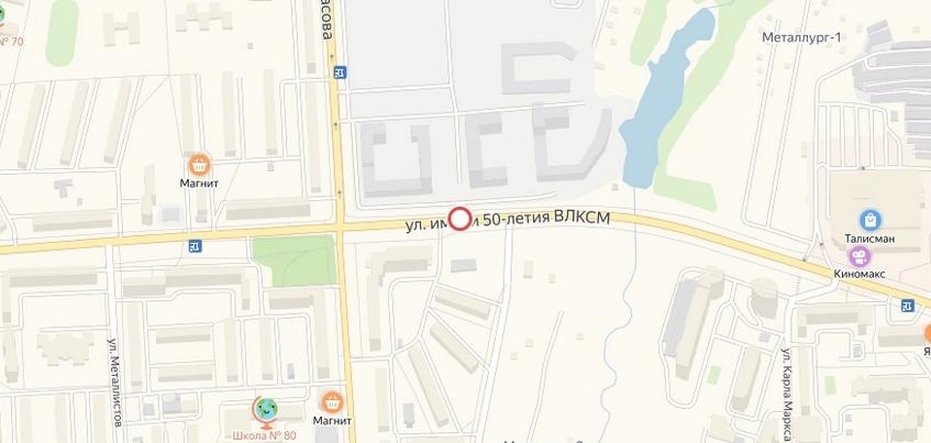 Участок улицы 50 лет ВЛКСМ закроют на три ночи в Ижевске
