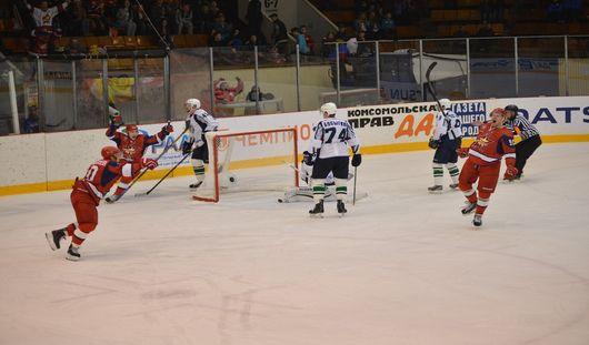 Хоккеисты Ижевска разгромили краснодарскую «Кубань»