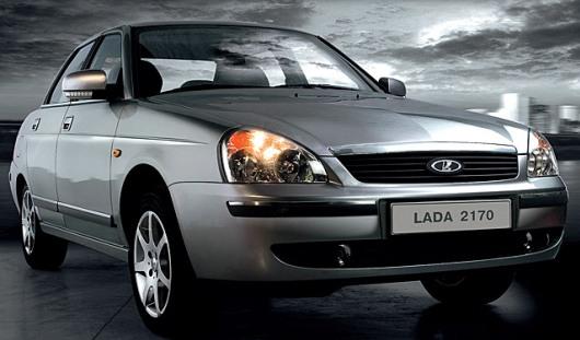 Покупателям LADA Priora предложили поучаствовать в дизайне этой модели