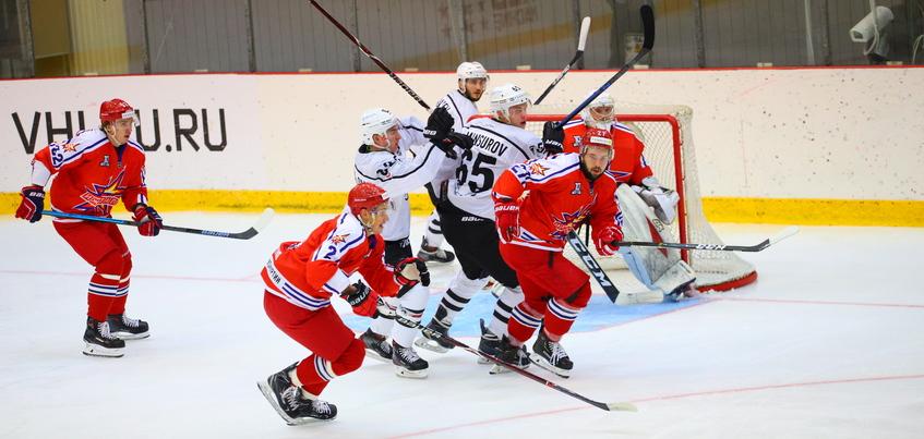 Хоккейная «Ижсталь» прервала серию поражений