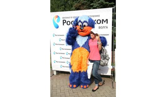 «Ростелеком» выступит партнером городских праздников в Ижевске и Глазове
