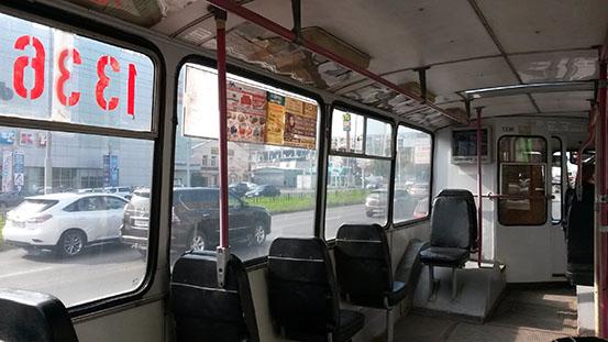 Троллейбусы в Ижевске перенаправили на ул. 10 лет Октября