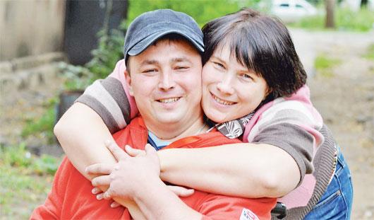 Вышла замуж, несмотря на то, что избранник - в инвалидной коляске