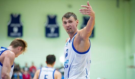 Новая версия ижевского большого баскетбола