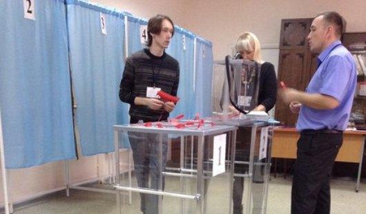 Явка избирателей в Удмуртии к 10 утра составила почти 9%