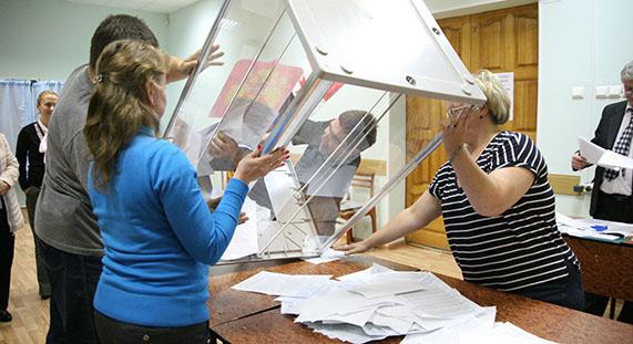 Александр Соловьев одержал победу на выборах Главы Удмуртии