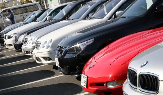 Россия планирует запретить импорт подержанных автомобилей