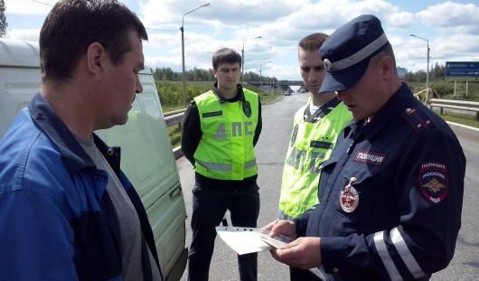 В Удмуртии начались массовые проверки водителей на опьянение