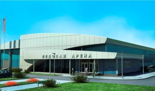 В Ижевске к концу 2015 года появится ледовый дворец на улице Молодежной
