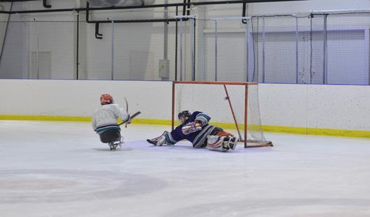 В Ижевске пройдет первый турнир на Кубок Главы Удмуртии по следж-хоккею