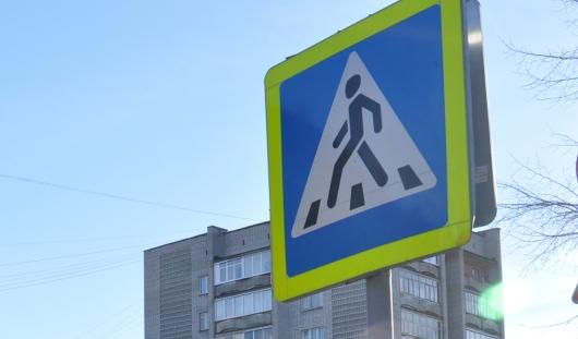 В Ижевске оборудуют пешеходный переход на перекрестке улиц Кирова и Милиционной