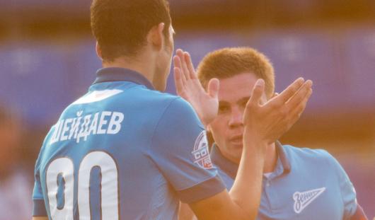 «Зенит» одержал победу над «Бенфикой», а «Рома» разгромила ЦСКА