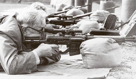День оружейника: как создавалась легендарная ижевская винтовка Драгунова