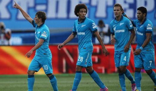 «Зенит» стал рекордсменом Чемпионата России по футболу