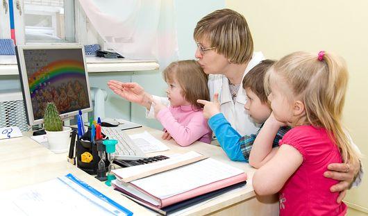 Записаться в детские сады Ижевска теперь можно на региональном сайте Госуслуг