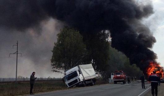 Сгоревший водитель и отравившаяся девочка: о чем этим утром говорят в Ижевске