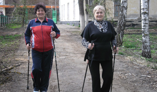 77-летняя ижевчанка сдаст нормы ГТО