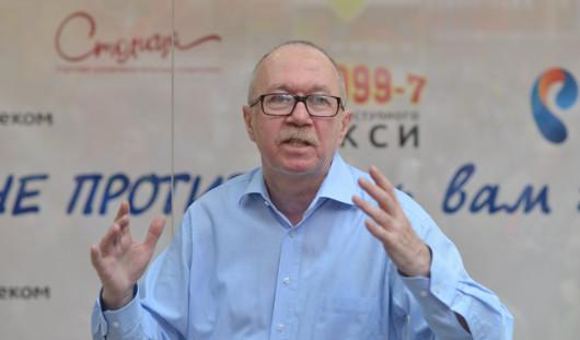 Писатель Денис Драгунский посоветовал ижевчанам читать детям «Незнайку»