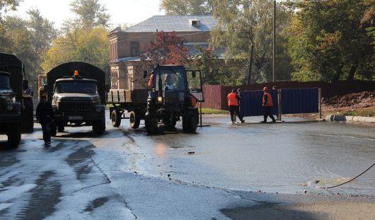 Ремонт канализации и лампочки вне закона: о чем утром говорят в Ижевске