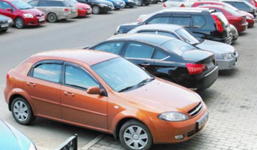 Устройство для контроля правил парковки обошлось Ижевску в 500 тысяч рублей