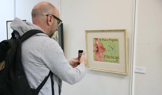 Топ 5 интересных работ на выставке Анри Тулуз-Лотрека в Ижевске