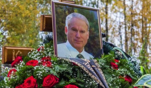 Как Ижевск прощался с бывшим директором «Ижмаша»