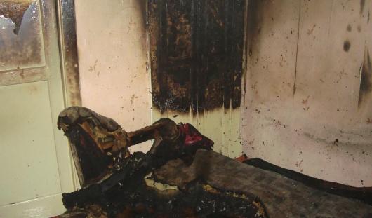 В Ижевске трое детей погибли в пожаре