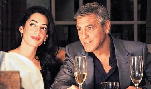 Джордж Клуни женился в Венеции