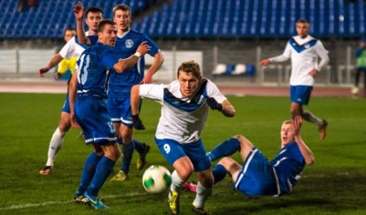 Футболисты Ижевска выиграли у «Лады-Тольятти» со счетом 3:1