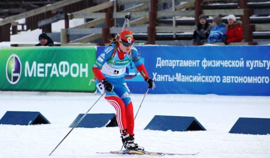 Ижевская биатлонистка отныне будет выступать за Белоруссию