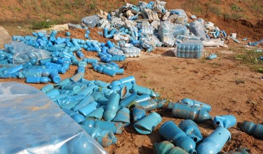 Под Ижевском было найдено 8 кубометров просроченных химикатов