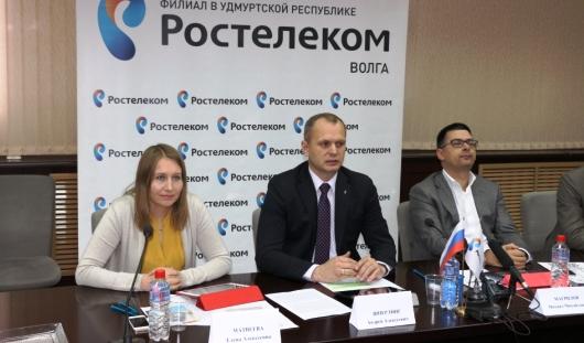 «Ростелеком» расширяет зону покрытия оптической сети в Ижевске