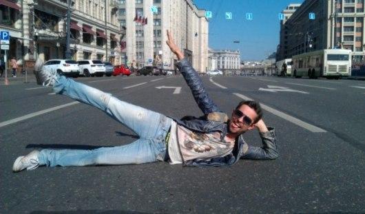 Ижевчанин снимался в сериалах «Солдаты» и «След» и работает рядом с Нагиевым