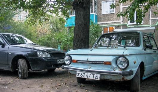 Программа утилизации в Ижевске: иномарки взамен старых авто берут лишь 30% горожан