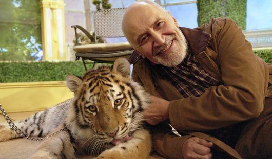 В зоопарк Ижевска приезжает Николай Дроздов
