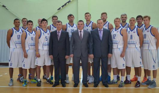 Ижевский баскетбольный клуб «Купол-Родники» стартует в Суперлиге