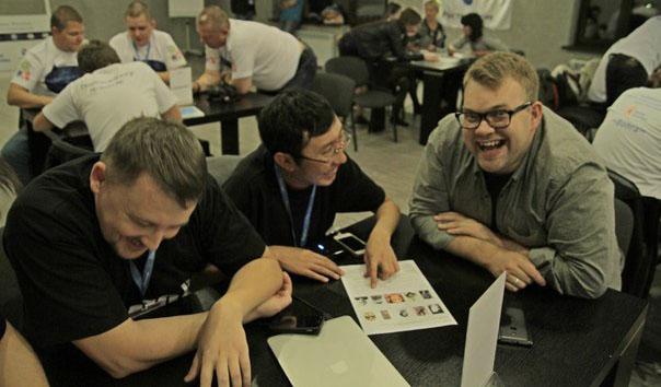 Блогеры семи федеральных округов сразились в «Играх Разума»