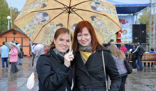 Дождливая погода ожидается в Ижевске в эти выходные