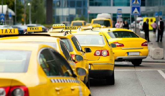В Ижевске смогут работать таксисты из любого города России
